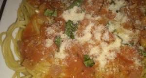 Pasta Sweet Tomatoes