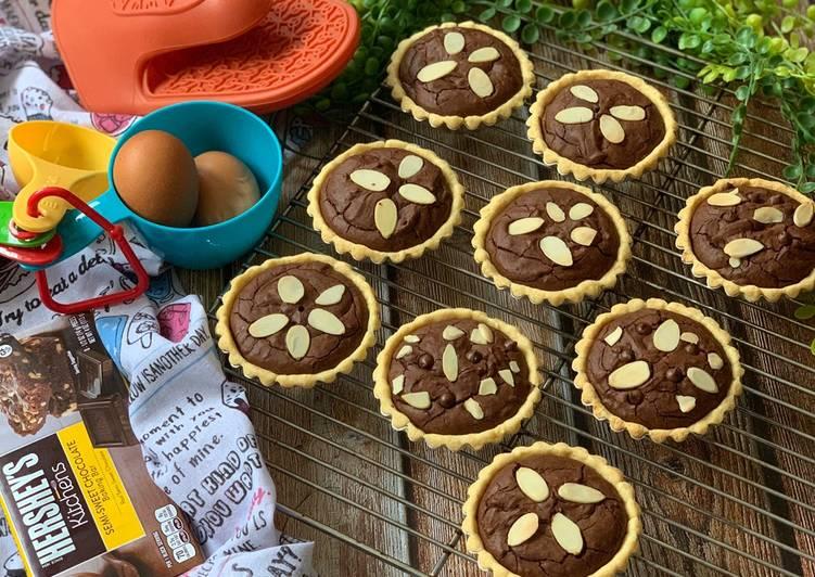 Pie Brownies
