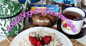 Sawut Singkong Gula Aren Keju