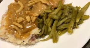 """Hall""isbury Steak"
