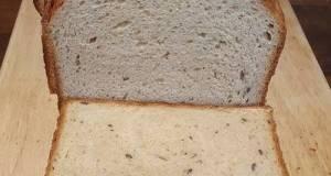 Whole Wheat & Gram Flour (Besan) Bread