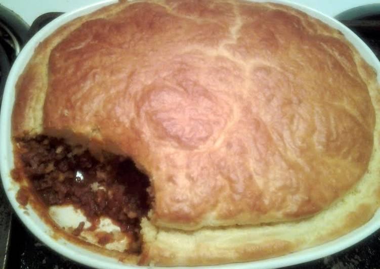 Kalah's Sloppy Joe Pie