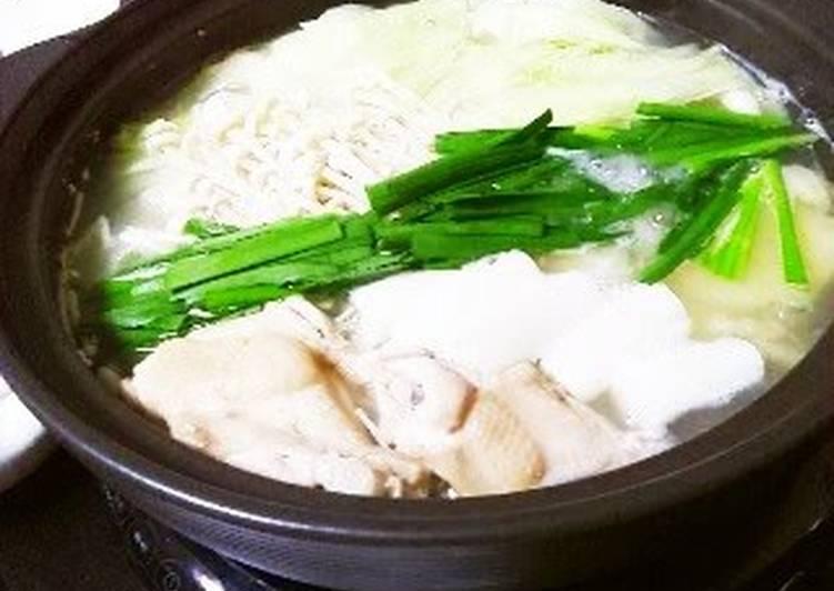 Dakhanmari (Korean-Style Broth Hot Pot)