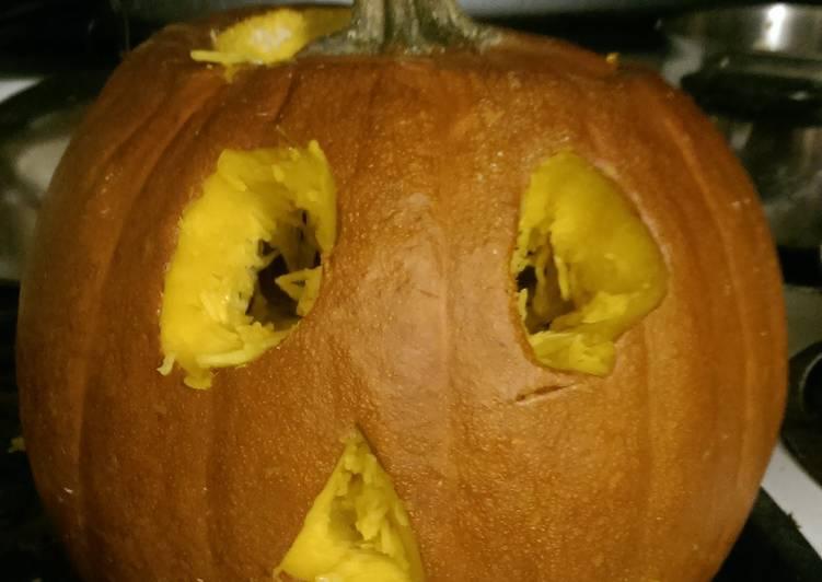 Pumpkin Surprise Dinner