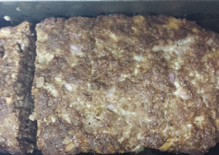 Uncle Doggie's Signature Meatloaf