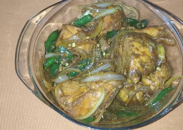 Ayam kecap enak dan simpel