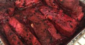 Honey Pork Char Siu / Babi Panggang Merah