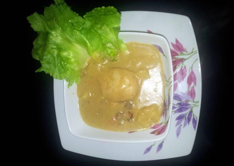 Olympio Chicken and potato Soup