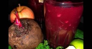 Beet root detox juice