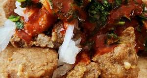 Sizzling Street Pork Tacos