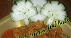 Sambal Tumis Fishball