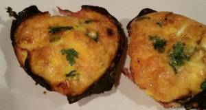 Ham And Egg Muffin- Breakfast Idea From PInterest