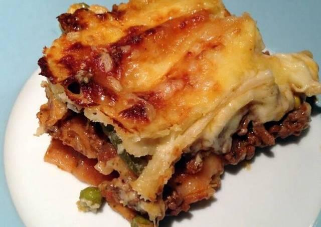 WOW lasagne