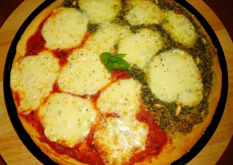 Genovese  Margherita Pizza