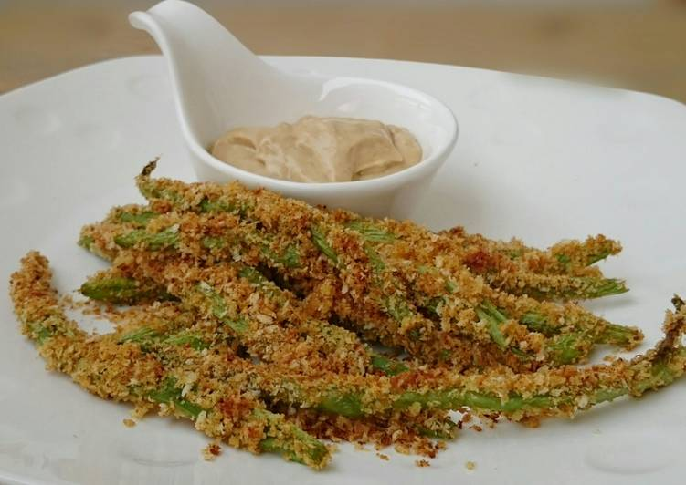 Crispy Curried Green Bean