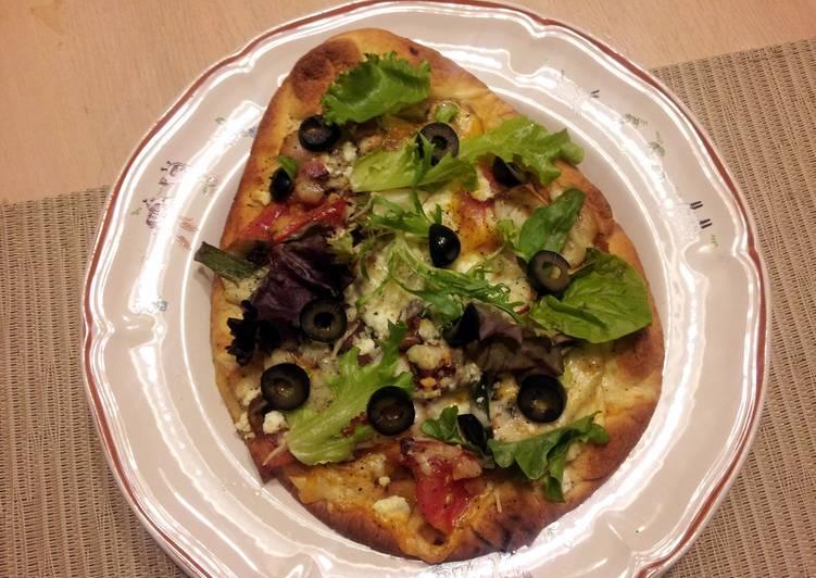 Tandoori Bread Pizza