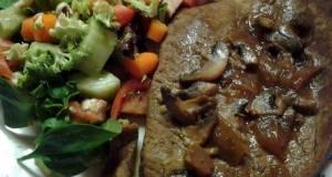 Crockpot Beef Round Steak