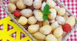 Loukoumades | Donut Yunani | Donut Simpel