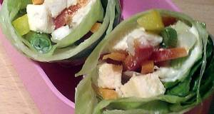 Vickys Lettuce Lunch Wraps Gluten Dairy Egg  Soy-Free