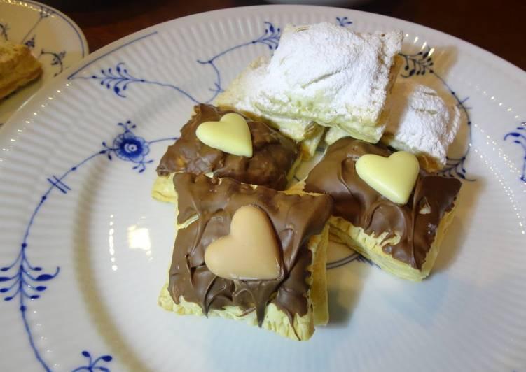 Celebrate Valentines Day with Chocolate Custard Pies