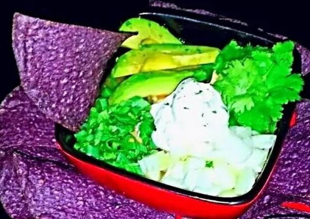 Mike's Tortilla Soup & Green Chile Corn Bread