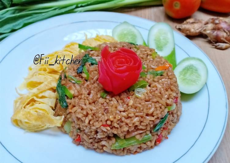 Nasi Goreng Rumahan (No MSG)