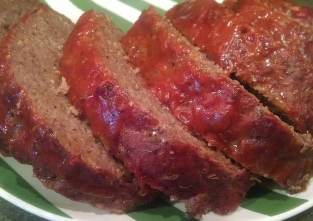 "Italian Meatloaf ""My Way"""