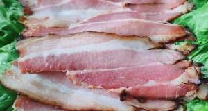 Bacon Babi Asap Hangat