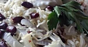 Minute Red Beans And Rice