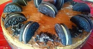 Mocha Layered Chocolate Oreo CheeseCake