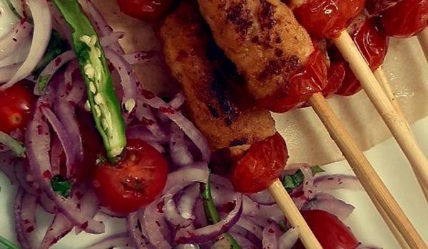 Turkish style chicken kebabs /Eid Mubarak