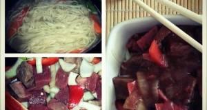 Chop Suey Ready In 30 Minutes