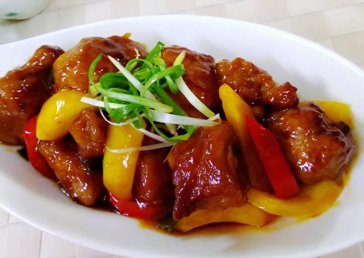 Mango Hsu 發表的 糖醋排骨 食譜 - Cookpad
