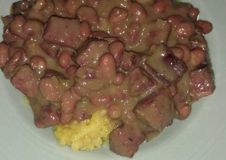 Creamy Cajun Red Beans