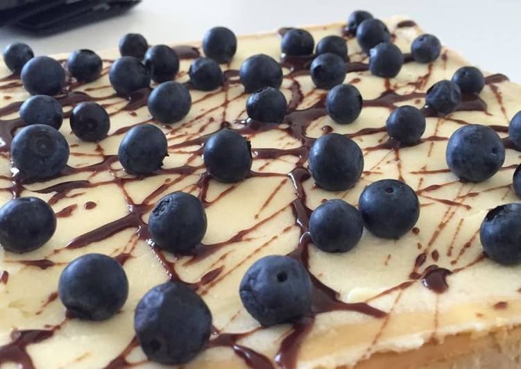 Easy to make and yummy cheesecake