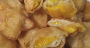 Mangga Goreng Tepung Lembut Tanpa Telur