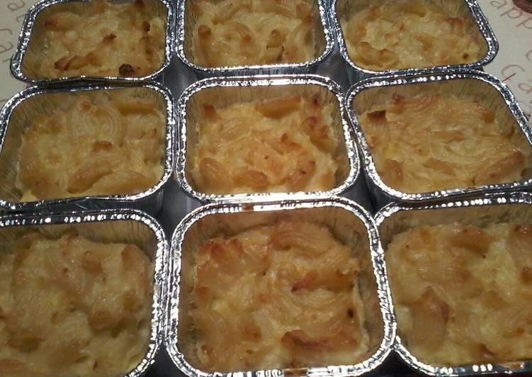 Simple Macaroni Schootel