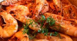 Hot & Spicy Peel & Eat Mediterranean-Inspired Shrimp With Herbes De Provence