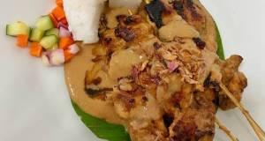 Sate Ayam (Versi Sate Khas Senayan)