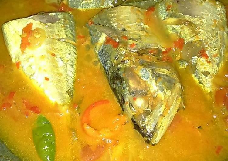 Resepi Ikan Kembung Masak Asam Pedas ~ Resep Masakan Khas