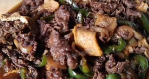 Beef & Tofu Teriyaki