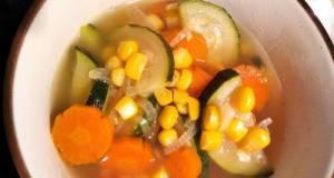 Sayur Bening Zucchini