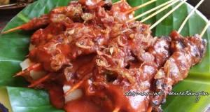 Resep Sate Padang Pariaman Sumatera Barat