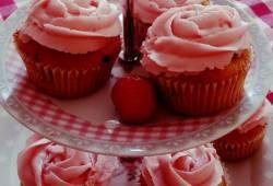 Rezept Himbeer-Cupcakes Köstlich