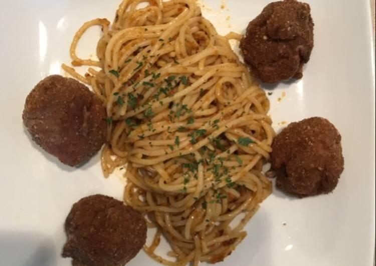 Suya spice meatballs