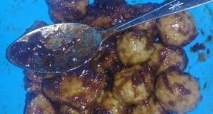 Bakso Bakar Sambel Kacang