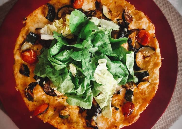 La pizza sans pâte !