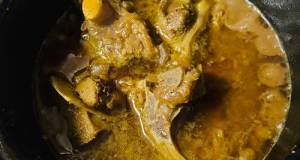 Mutton Curry (in Slow Cooker)