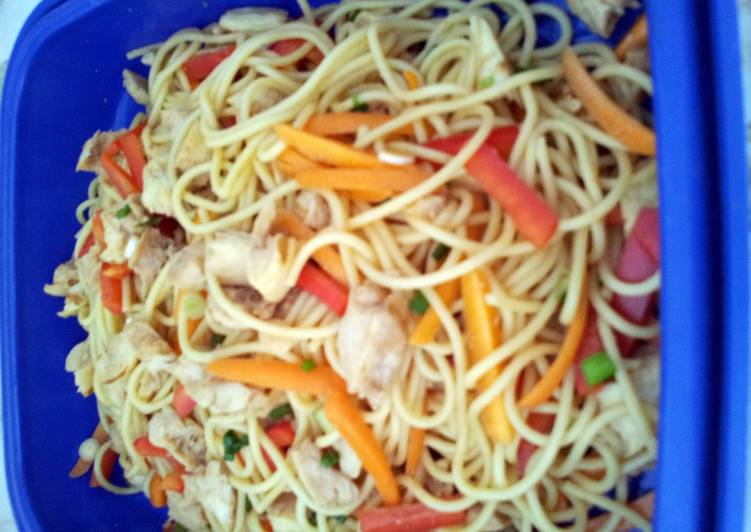 , How to Prepare Yummy Chinese Chicken Salad