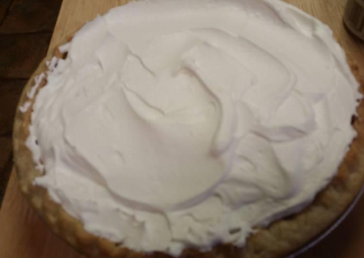 Creamy Chocolate Pie